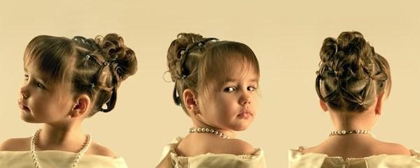 Курсы для мам. Детские причёски в Харькове 4