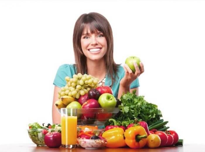 Правильное питание + Здоровье