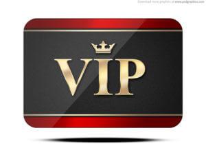 VIP Gold карта